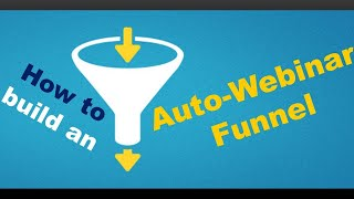 How to build an autowebinar funnel with Kyvio