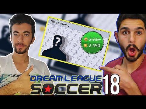 Onur ile Gizli Oyuncu Kadro Kurma Challenge - Dream League Soccer 2018