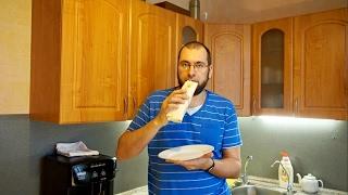 Готовим твистер из KFC дома! Самая вкусная домашняя шаурма.