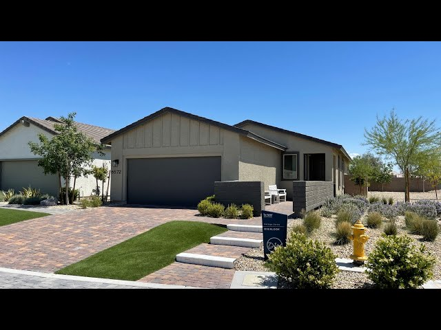 Del Webb at North Ranch | New Homes For Sale North Las Vegas | Overlook Home Tour | 1,509sf $333k+