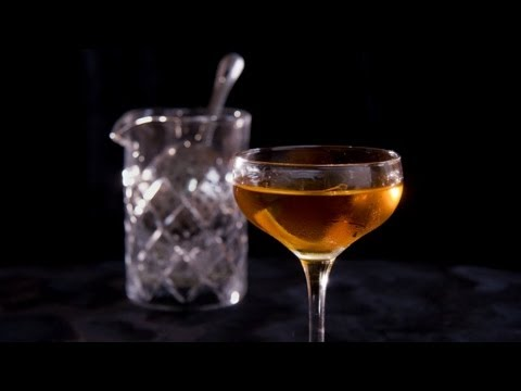 Delmonico Cocktail - The Cocktail Spirit with Robert Hess