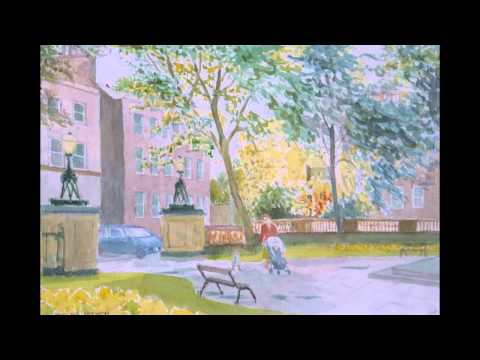 Paintings of Prof Michael French