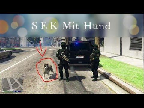 SEK Mit Hund LSPDFR GTA 5