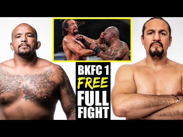 BKFC 1 FULL FIGHT: Tony Lopez vs Joey Beltran