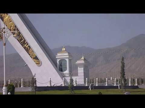 Ashgabat Sightseeing Turkmenistan - Bucketlist Trip along the Silk Road #Ashgabat #Turkmenistan