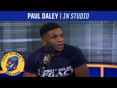 Paul Daley calls Michael Page 'childish' ahead of Bellator bout | Ariel Helwani's MMA Show