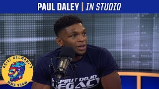 Paul Daley calls Michael Page