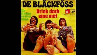 전인권 걱정말아요 그대 표절 논란, 원곡 Bläck Fööss - Drink doch eine met 비교