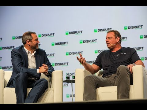 Blockchain to Banking with Brad Garlinghouse (Ripple) and Michael Arrington (Arrington XRP Capital)