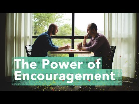 Bruce Downes The Catholic Guy - The Power of Encouragement