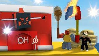 #8 Симулятор Пчеловода, забрался к создателю игры, открыл красный магазин, Bee Swarm Simulator
