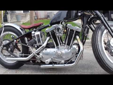 Cool Ironhead Bobber
