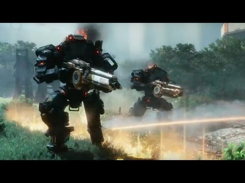 Titanfall 2 Official Multiplayer Tech Test Gameplay Trailer