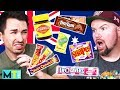 Americans Try Australian Snacks for the First Time