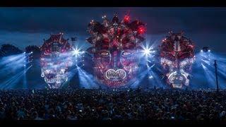 Один из самых крутых и дорогих шоу в мире Defqon.1 Festival 2013