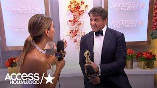 Golden Globes: Sylvester Stallone