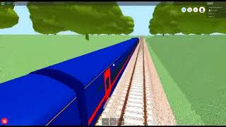 ROBLOX:Mind the Gap, Express train ride from Isembard to Denthorpe
