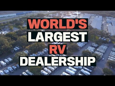 World's Largest RV Dealership! | Lazydays Tampa | Changing Lanes!