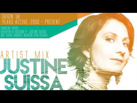 Justine Suissa (Oceanlab) - Artist Mix