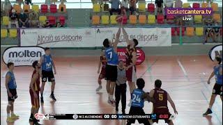 CB ALCOBENDAS  vs  MOVISTAR ESTUDIANTES.-  Semifinal Torneo EBA Memorial Martín Caño FBMadrid 2021