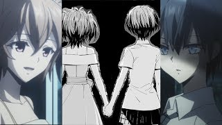 Tokaku x Haru「AMV」All About us