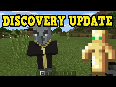 Minecraft PE 1.1 Update OUT NOW - All Features