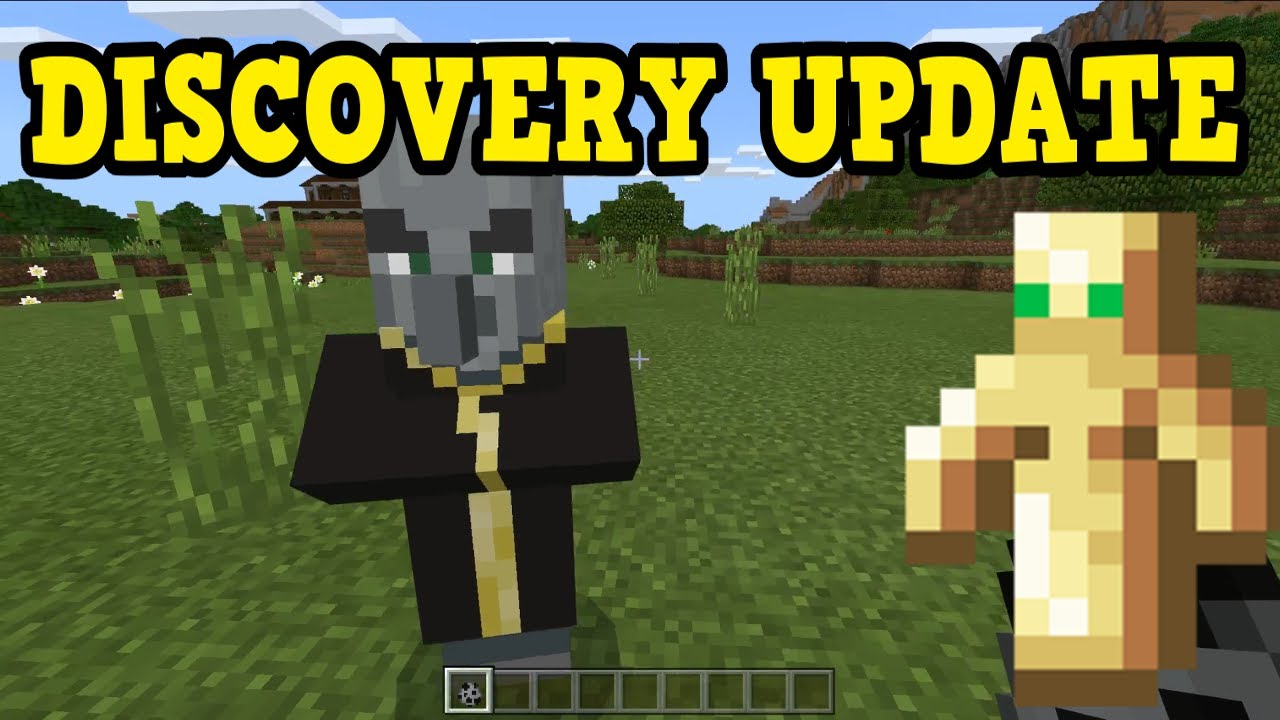 Minecraft Pe 1 1 Update Out Now All Features Youtube