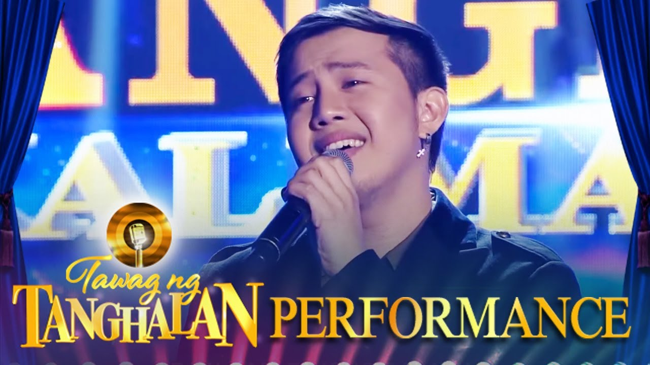 Anthony's performance of 'Araw Gabi' gets standing ovation from the hurados | Tawag Ng Tanghalan