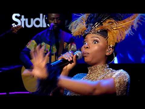 Yemi Alade: Les disques de mon pere (Cover)- Coke Studio Africa