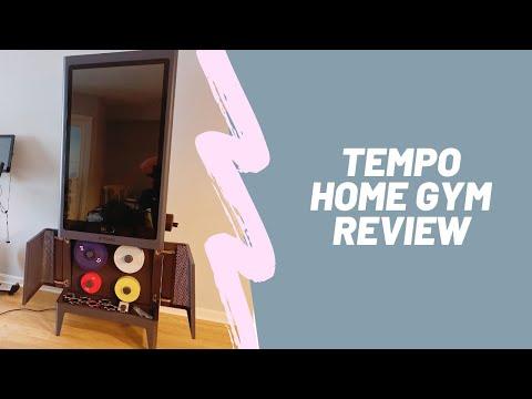 Honest Review of Tempo Studio, AI-Powered Home Gym // Fitness Reviews 2020