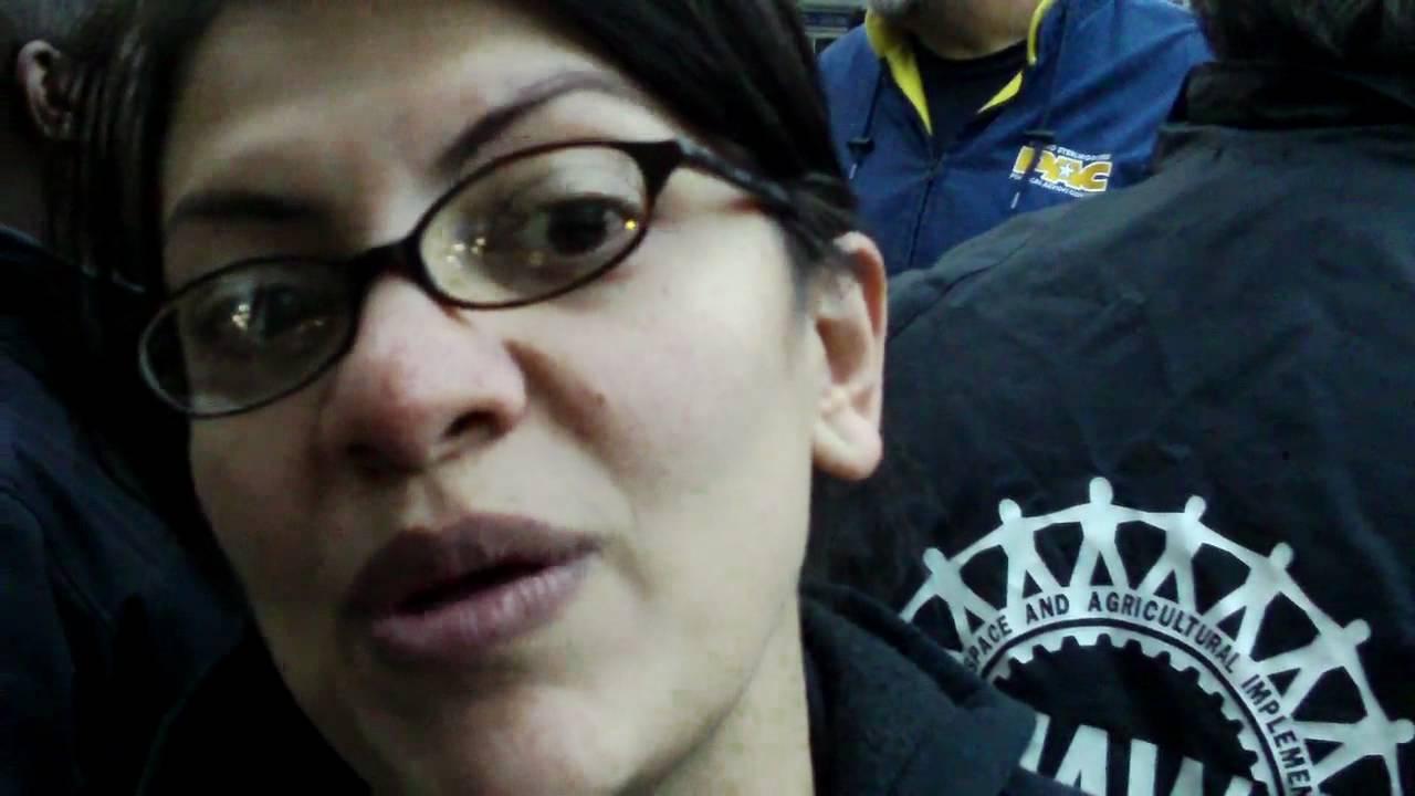 2892720cd1eb Occupy Detroit  Interview with Rashida Tlaib - YouTube