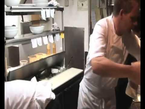 Sous Chef Runs Away Worst Moment Bazzini