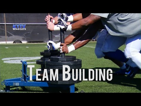 UK Football - Team Building 2015