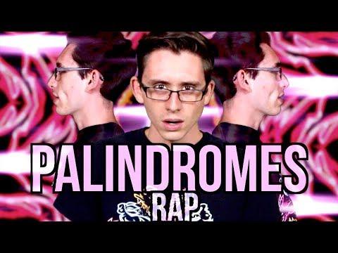 PALINDROMES RAP!  Mat4yo
