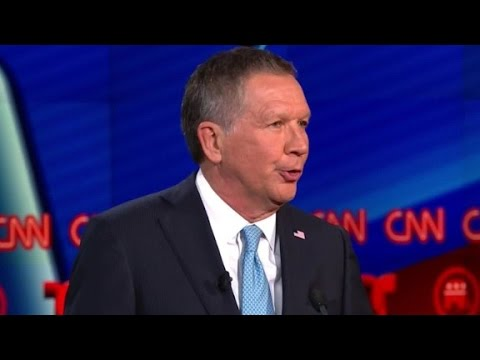John Kasich clarifies his position on same sex marriage