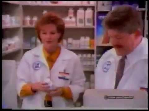 Walmart Pharmacy (1994 Commercial)