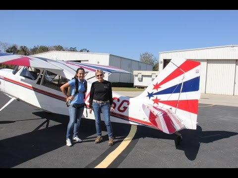 Patty Wagstaff: Patty Wagstaff Aerobatic School