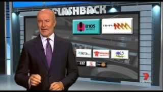 7NEWS Flashback - b105 25 years