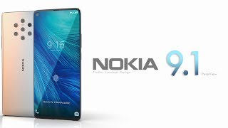 Nokia 9.1 PureView 2019 Trailer Concept Design Official introduction !