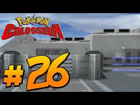 Lets Play POKEMON COLOSSEUM #26: Das Crypto-Pokemon-Labor [Deutsch/German] [HD]