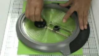 Stampin' Up! Tutorial: Using the Circle Scissors Plus