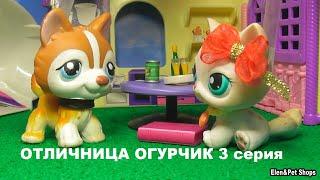 LPS фильм: ОТЛИЧНИЦА ОГУРЧИК 3 серия