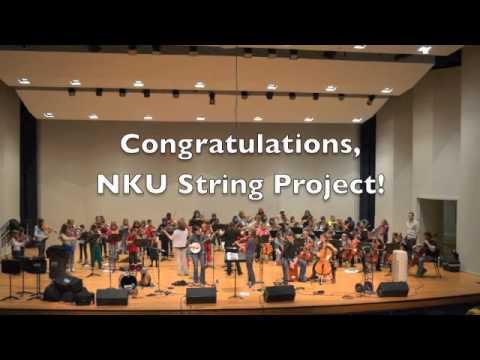Northern Kentucky University String Project 2013