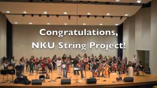 Northern Kentucky University String Project 2013