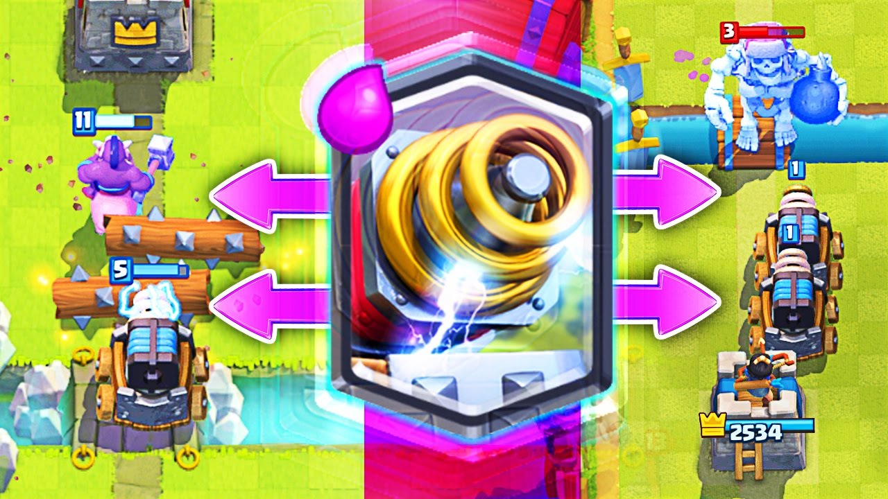flawless with sparky clash royale legendary sparky