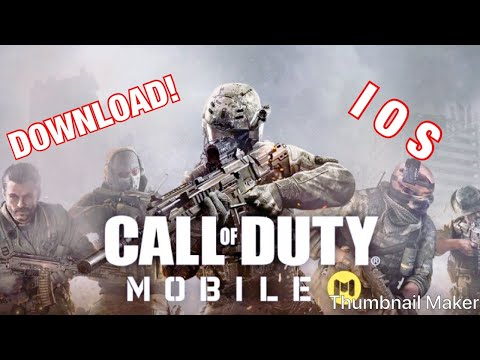 How To Install Call of duty mobile For IOS For Free
