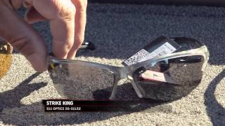 Fishing Tip - Good Sunglasses like Strike King S11's Will Help You Catch Fish S11E08