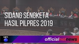Download FULL LIVE STREAM Sidang Ke-4 Sengketa Perselisihan Hasil Pilpres 2019 Mp3 and Videos