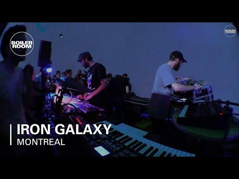 Iron Galaxy Bud Light Living x Boiler Room Montreal Live Set