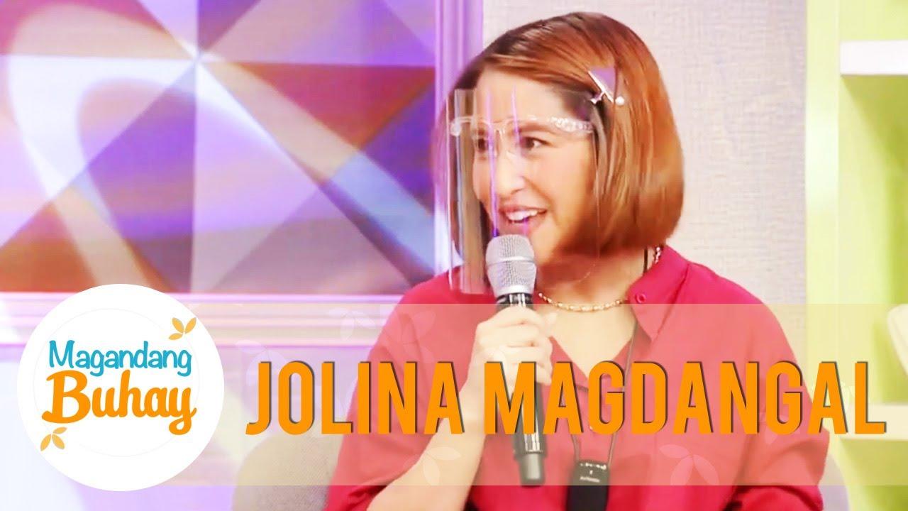 Momshie Jolina is glad in today's generation | Magandang Buhay